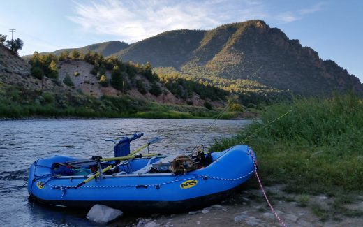 Rafting the Upper Colorado River