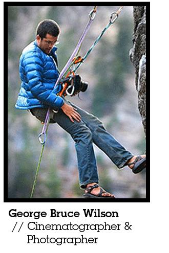 Mountainsmith Brand Ambassador George Bruce Wilson