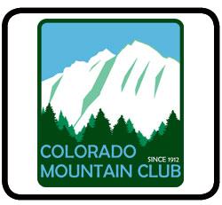 Colorado Mountain Club Partner Button