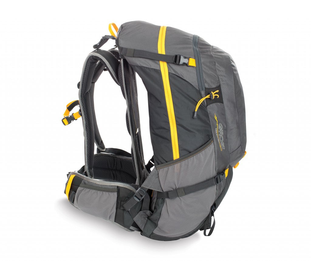 Ghost, 50, backpack, mountainlight, mountainsmith, ultralight, trampoline suspension
