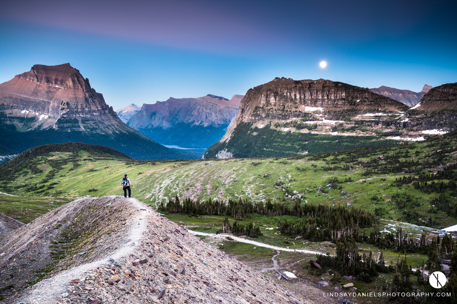Glacier National Park, Lindsay Daniels Photography