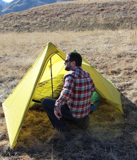 Mountainsmith, Mountainlight, Mountain shelter, Jonathan McFarland, LT, tarp shelter, Golden, Colorado,