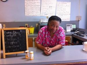 Louiza of La Kitchen Delight in Garysburg, NC