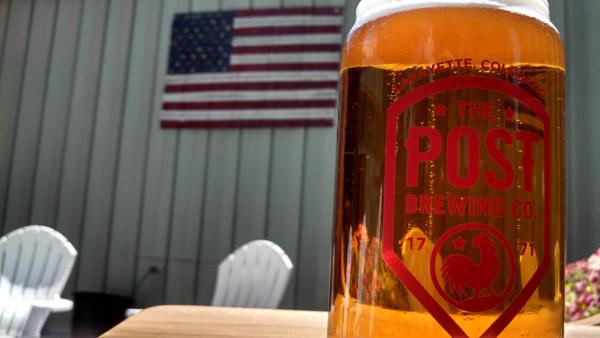 Post Brewing Company Ol'-Zippy