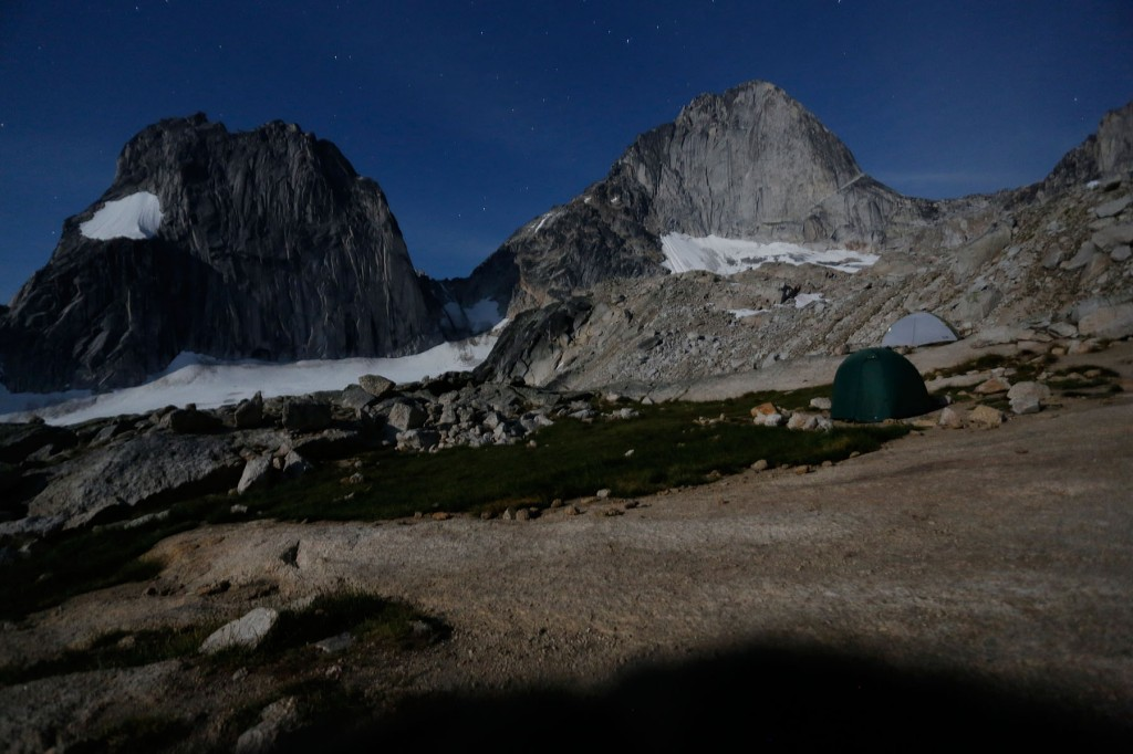 Bugaboo and Snowpatch Spires