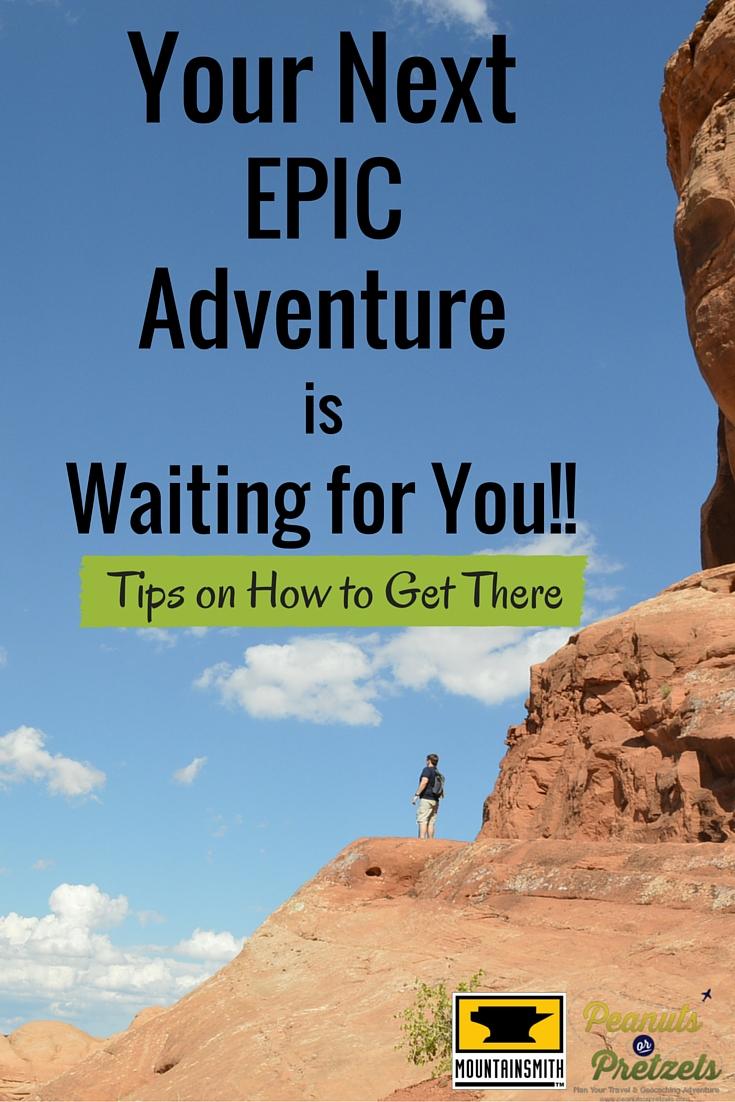Pinterest tips for adventure