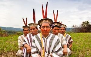ashaninka peruvian men