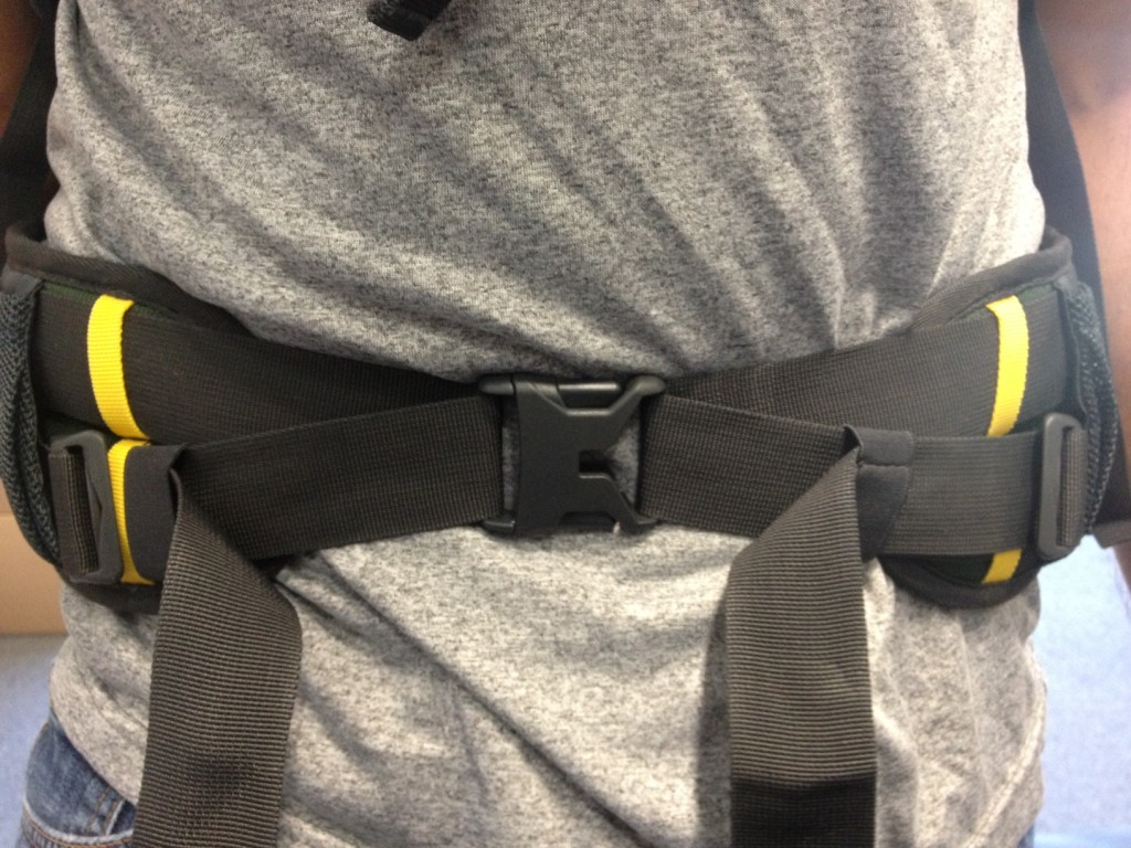 The five point mountainsmith waist belt
