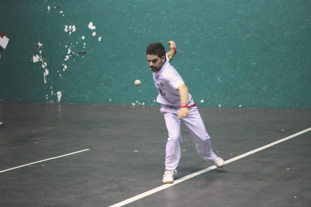 """One of the more popular sports in the Basque Country is """"Pelota"""