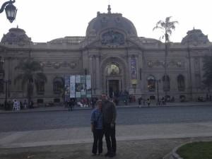 Museo de Bellas Artes - Santiago, Chile