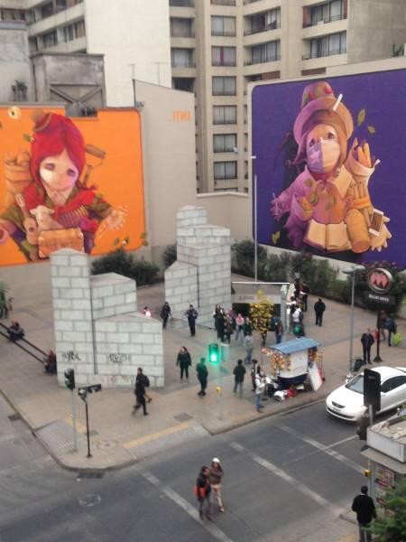 Bellas Artes, Santiago