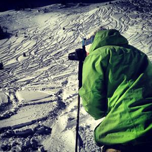 Jeremy Dodge, Mountainsmith, Trekker, FX, Monopod, walking, stick, trekking pole, snow basket, canon rebel t3i, backcountry skiing, snowboarding, berthoud pass